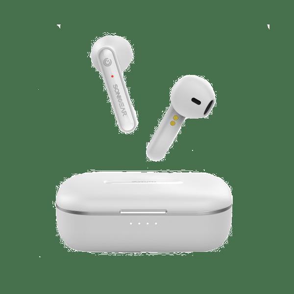SonicGear Bluetooth PODS White