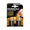 Duracell Power C 2 Pack