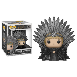 Funko Pop Deluxe GOT Cersei Throne