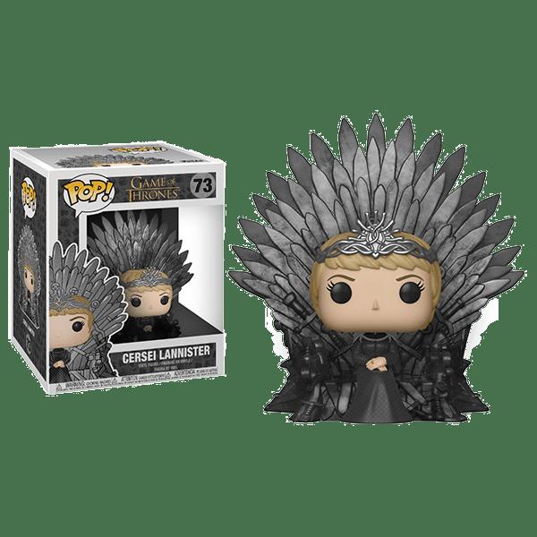 Funko Pop Deluxe GOT Cersei Throne
