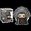 Funko Pop Deluxe GOT Jon Snow Throne