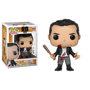 Funko Pop The Walking Dead - Negan Shaven