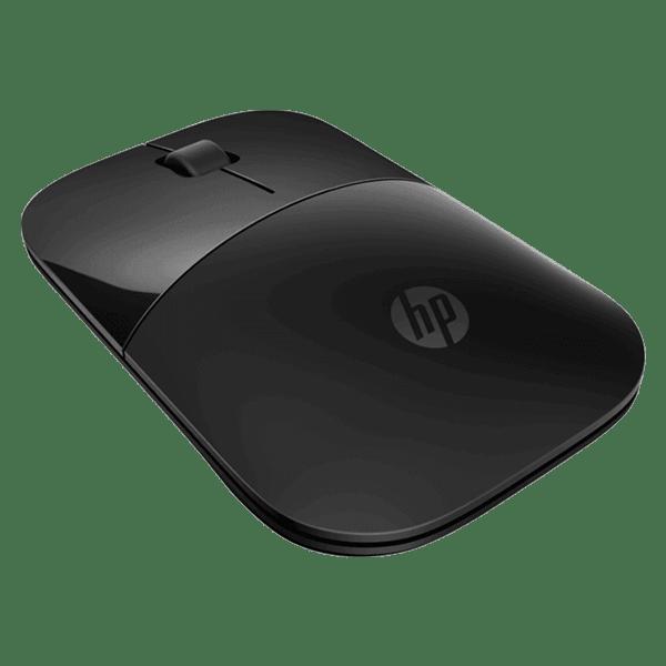 HP Z3700 Black Wireless Mouse 4