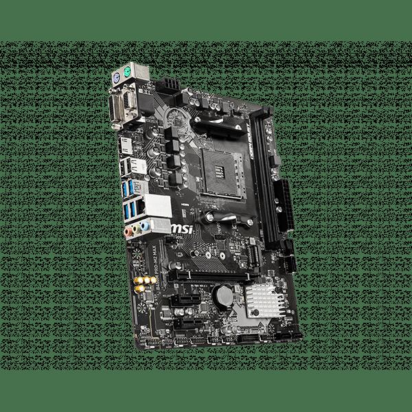 MSI B450M Pro-M2 Max AMD Motherboard 2