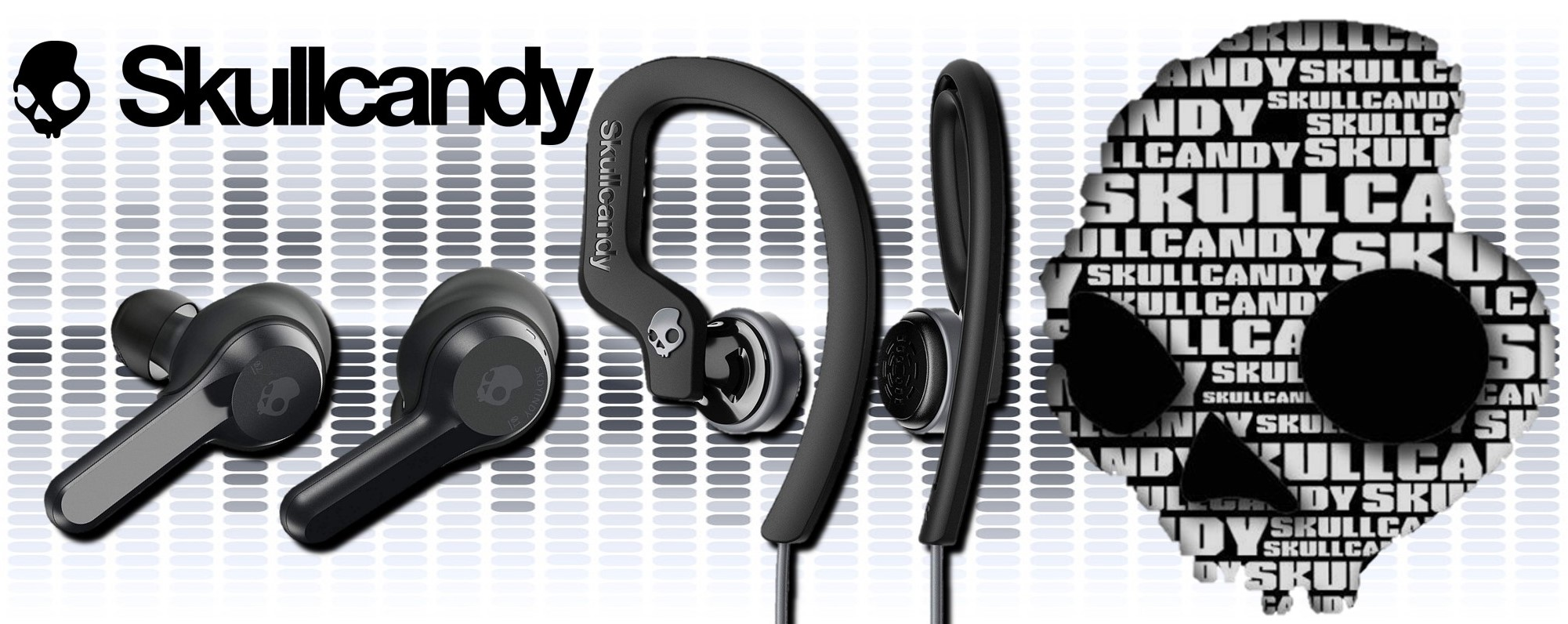 Skullcandy Headsets and Earbuds