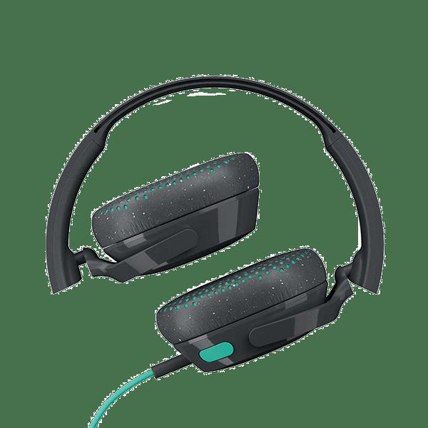 Skullcandy Riff Wired Headphone Grey Miami 4