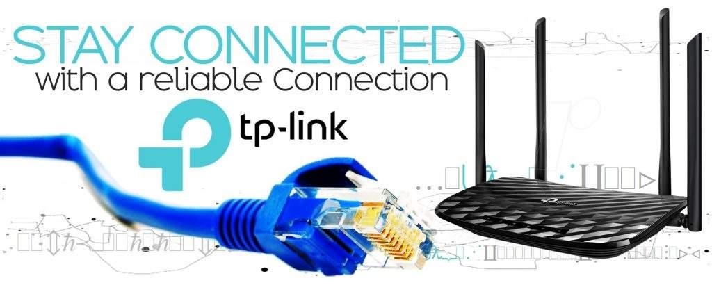 TP-Link Router Banner