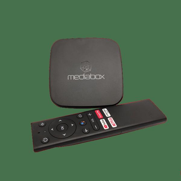 Mediabox Maverick 4K Media Player 1