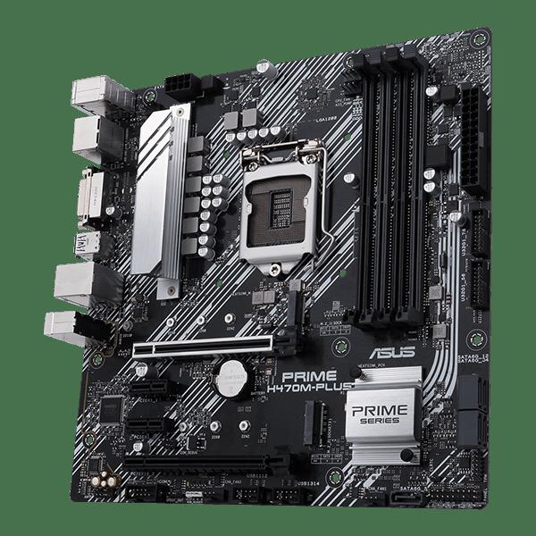 Asus Prime H470M-Plus Motherboard 1