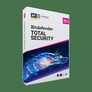 Bitdefender Total Security 3 User