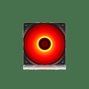 Deepcool RF120 Red LED Cooling Fan 1