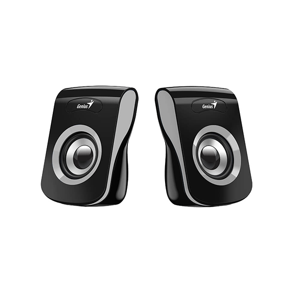 Genius 2.0 Multimedia Loud Stereo USB Speakers 1