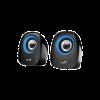 Genius SP-Q160 Mini USB Speaker Blue