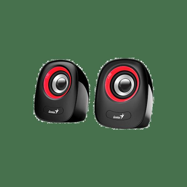 Genius SP-Q160 Mini USB Speaker Red