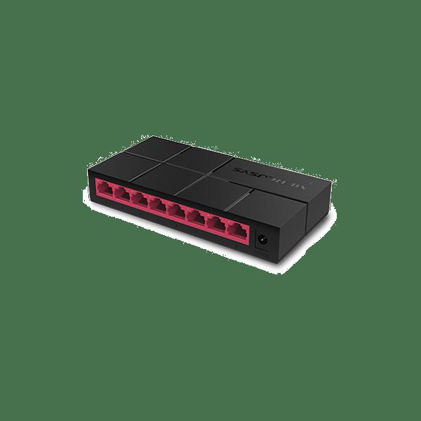 Mercusys MS108 8-Port Desktop Switch 1