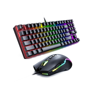 Onikuma Gaming Keyboard and Mouse Combo