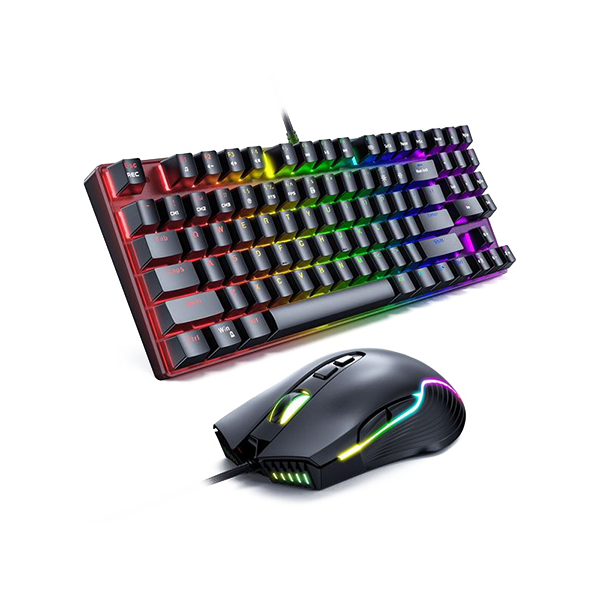 Onikuma Gaming Keyboard and Mouse Combo