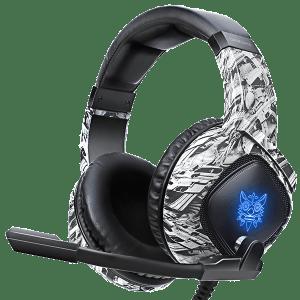 Onikuma K19 Camo Gaming Headphone
