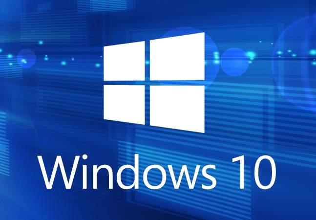 Windows 10 software