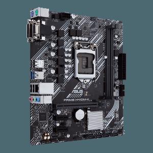 Asus Prime H410M-K Motherboard 1