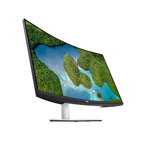 Dell 32 Curved 4K UHD Monitor 1