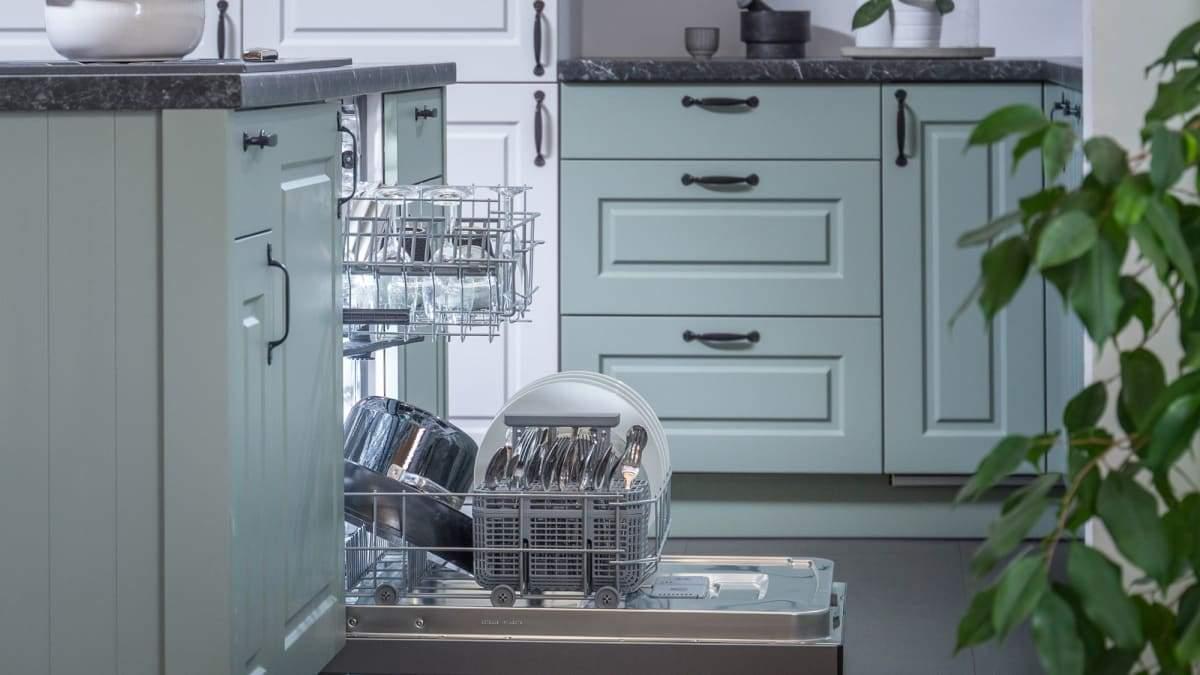 Dishwasher from Hisense