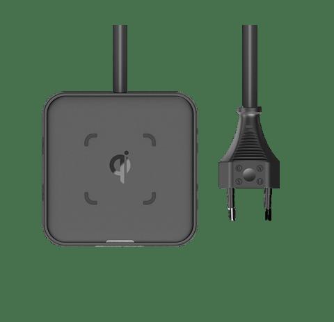 HUNTKEY CHARGER 2 PORT USB WIRELESS 10W