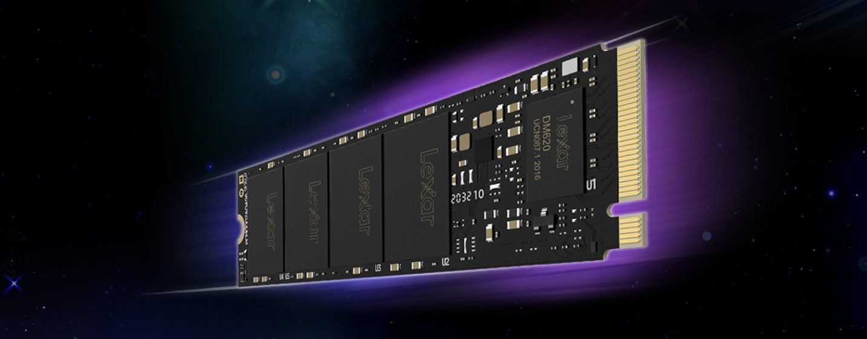 Lexar Announces New NM620 M.2 2280 PCIe Gen3x4 NVMe SSD