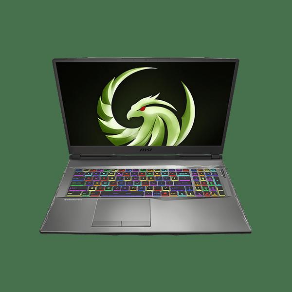 MSI Alpha 17 Ryzen 5 Gaming Laptop 2