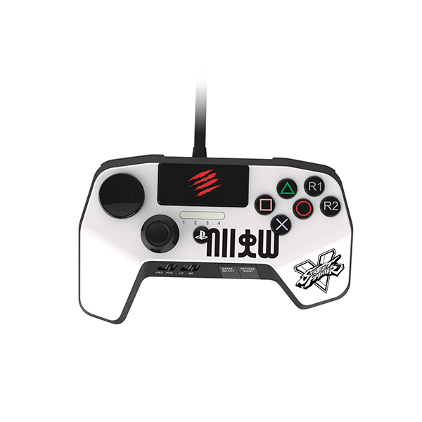 Madcatz Arcade FightPad PRO Controller White
