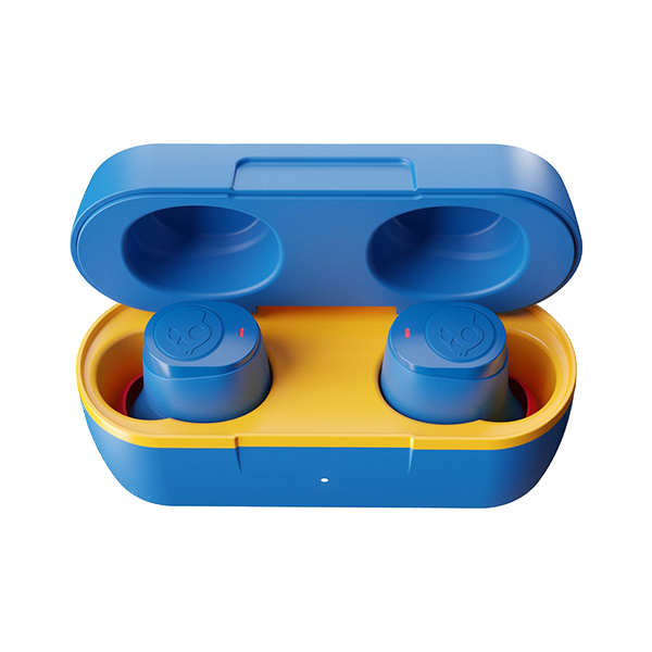 SkullCandy Jib True Wireless Earbuds Blue3
