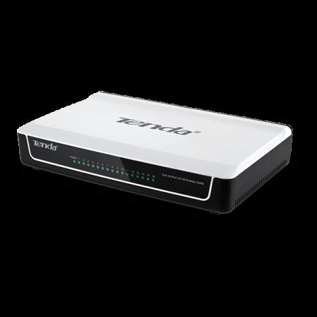Tenda S16 16-Port 10/100Mbps Switch 2
