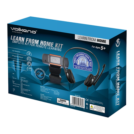 Volkano Learn From Home Kit 4