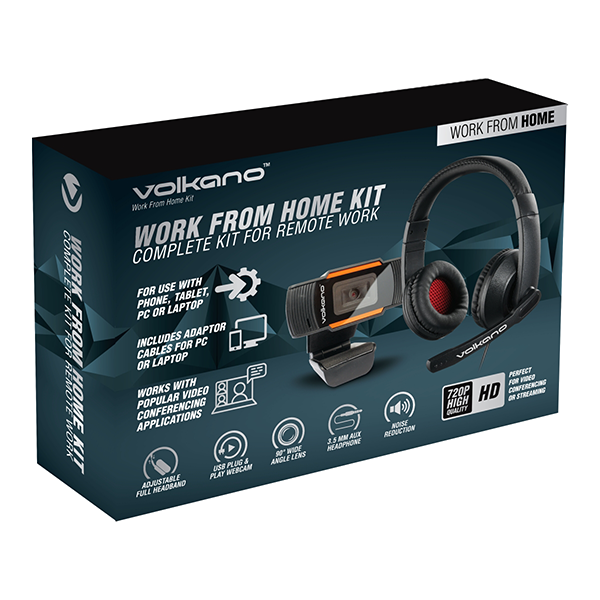 Volkano Work From Home Kit 4