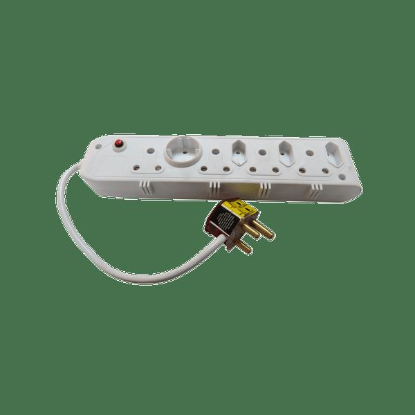 Wonder Protected 4X3 Multiplug