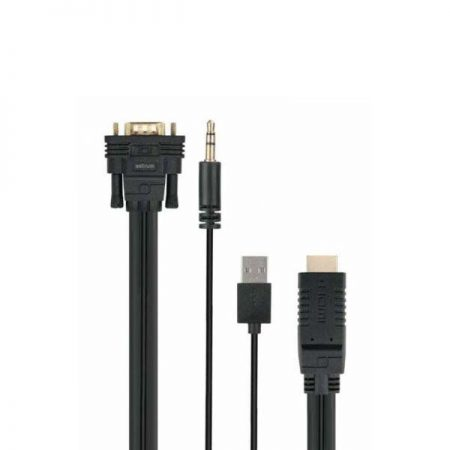 Astrum DA460 HDMI to VGA and Audio Cable