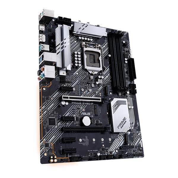 Asus Prime Z490-P Intel® Z490 ATX motherboard