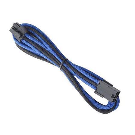 Bitfenix 6 Pin VGA 45CM Blue / Black Cable
