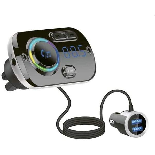 Gizzu Bluetooth Vent-mounted Handsfree FM Transmitter