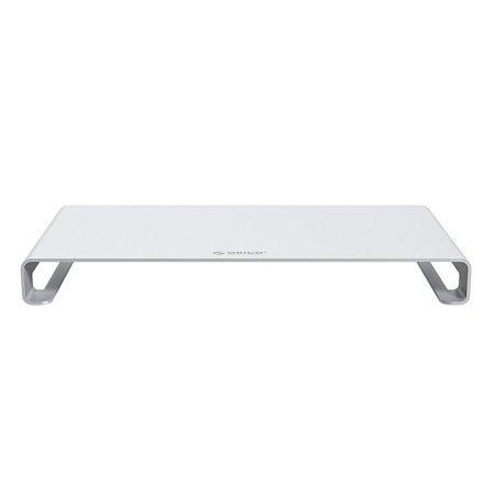 Orico Desktop Monitor Stand Aluminium - Silver