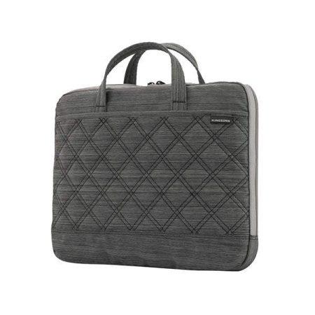 Kingsons Trace Series Ladies Laptop Shoulder Bag
