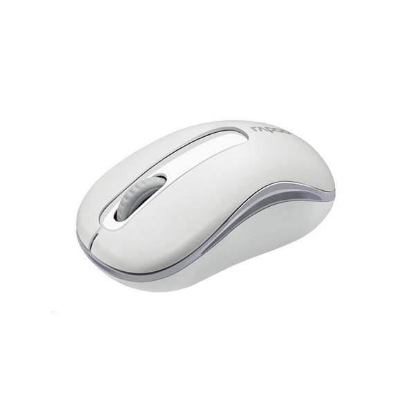 Rapoo M10 Plus Wireless White Mouse