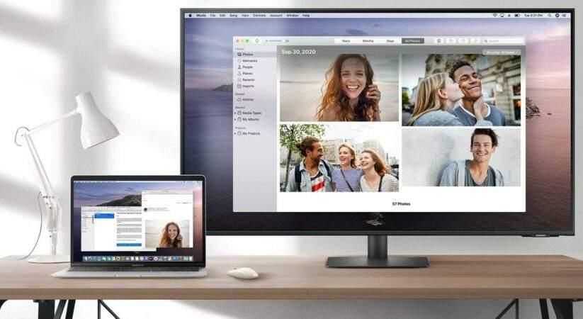 TV-like Smart Monitor