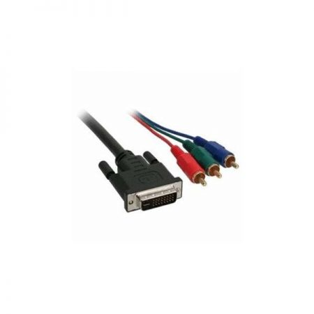 1.8M DVI to RCA Cable