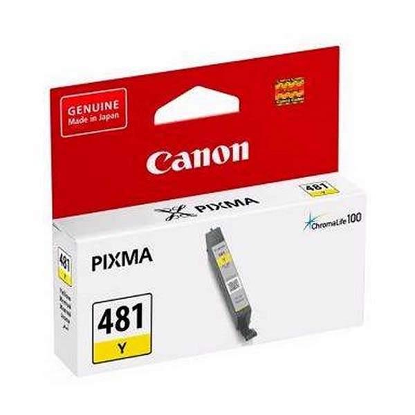 Canon CLI-481 Yellow Ink Cartridge