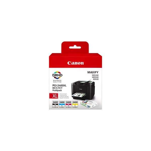 Canon High Yield Ink Cartridge PGI-2400XL Pack