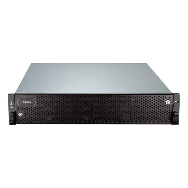 D-Link 12‑Bay 2U Rackmount iSCSI SAN Array with Single Controller 1