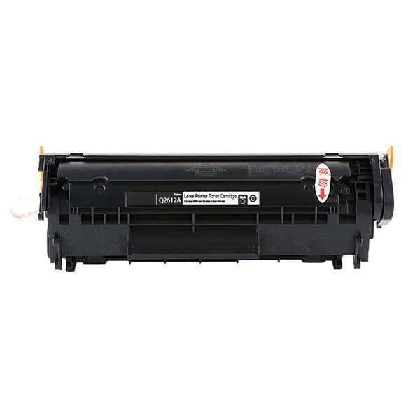 Generic HP 12A Black Toner