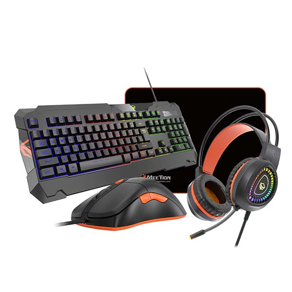 Meetion C505 4 In 1 PC Gaming Combo