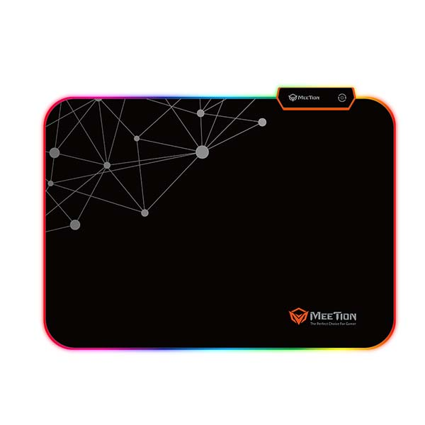 Meetion PD120 Rubber RGB Gaming Mouse Pad